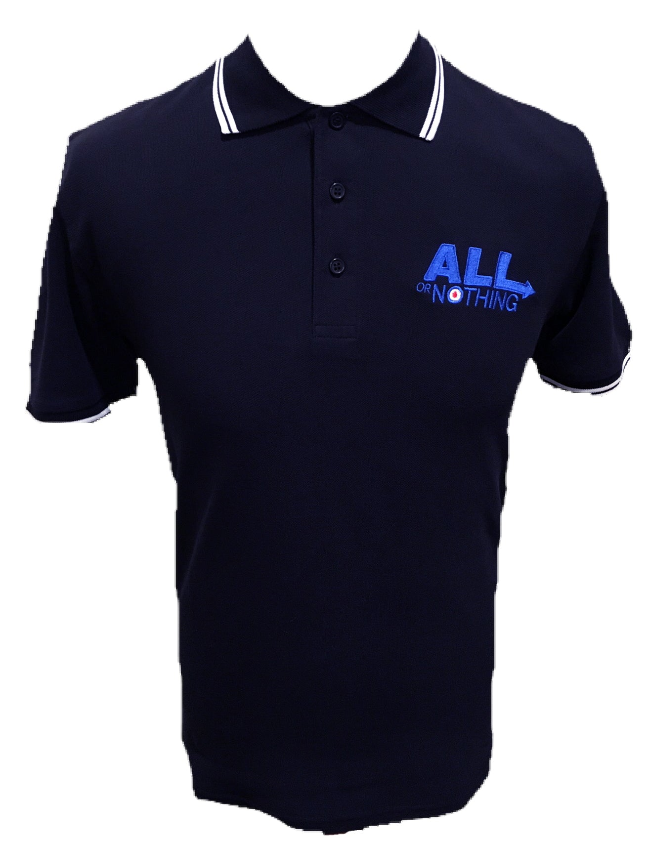 Polo Shirt -Navy