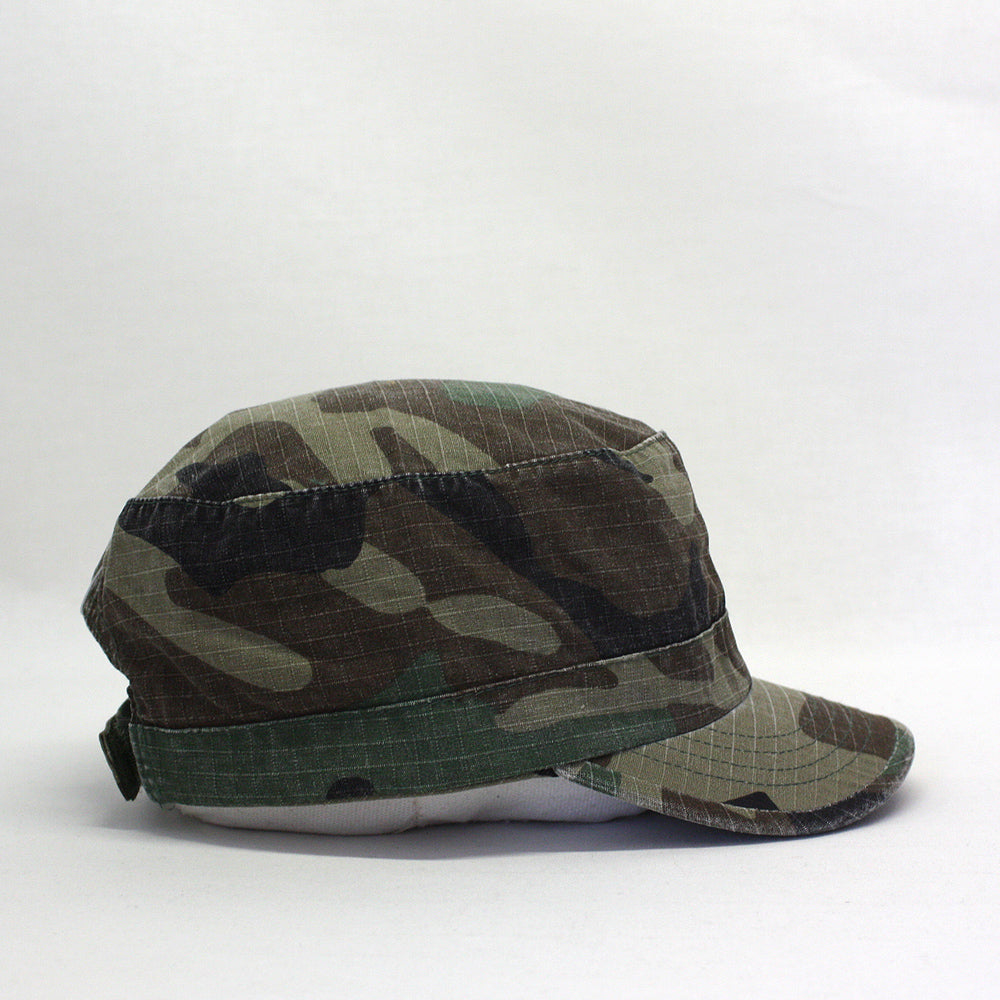 b2233f35f19 Women s Vintage Fatigue Military Adjustable Cadet Caps - The Vintage ...