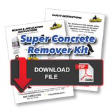 CityRestore Kit Instruction Download