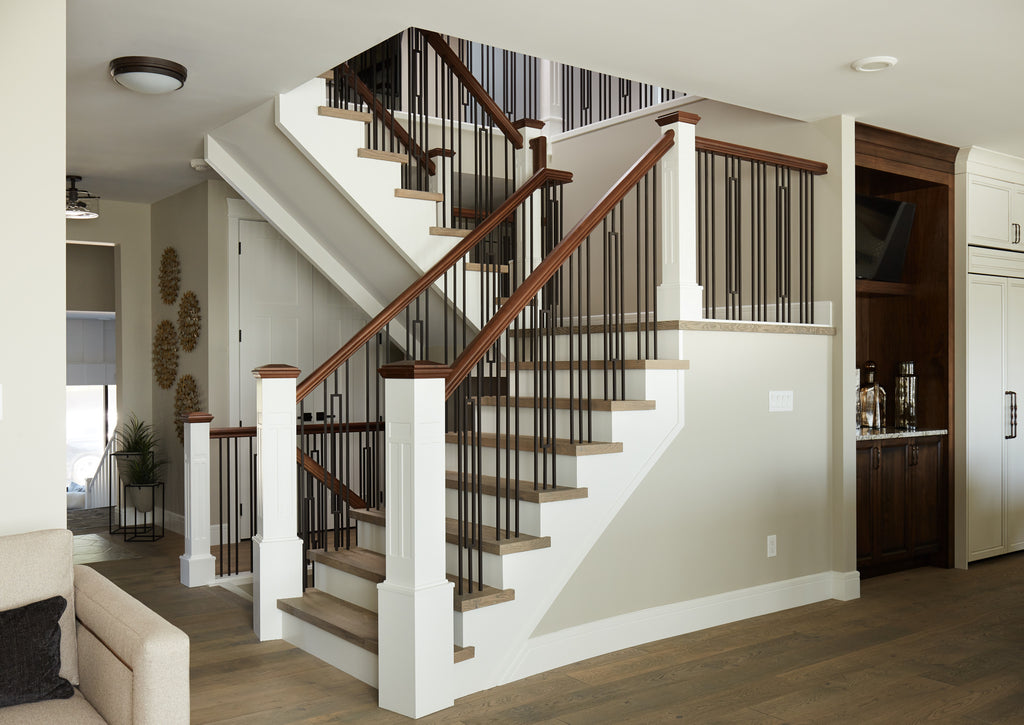 Guide: 5 Keys to Unlock Craftsman Design for your Stairs ...