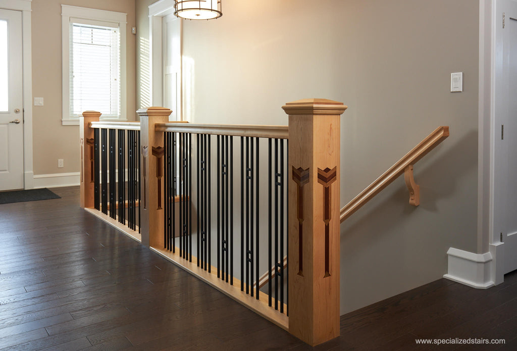 Custom Newel Posts Stair Posts Amp Railing Products For