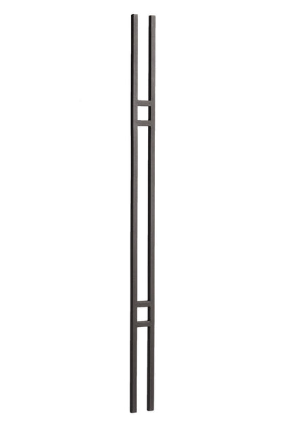 Flag Style Square Baluster