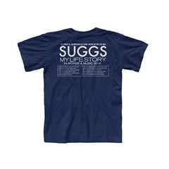 Suggs Is Our Leader 2016 Tour T-shirt