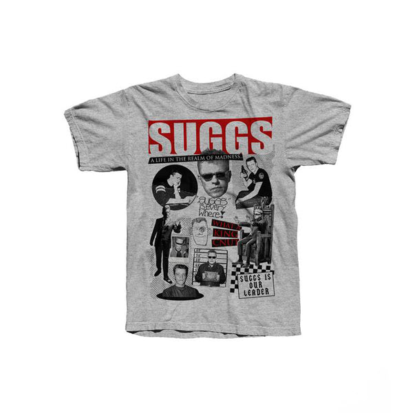 Press Clippings Grey T-Shirt
