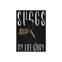Signed Suggs 2016 tour book