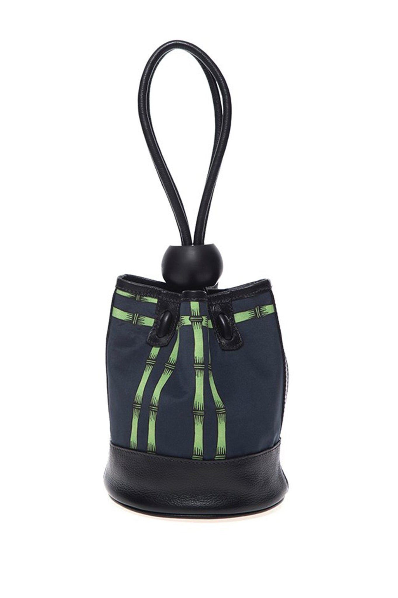 green bamboo small sac