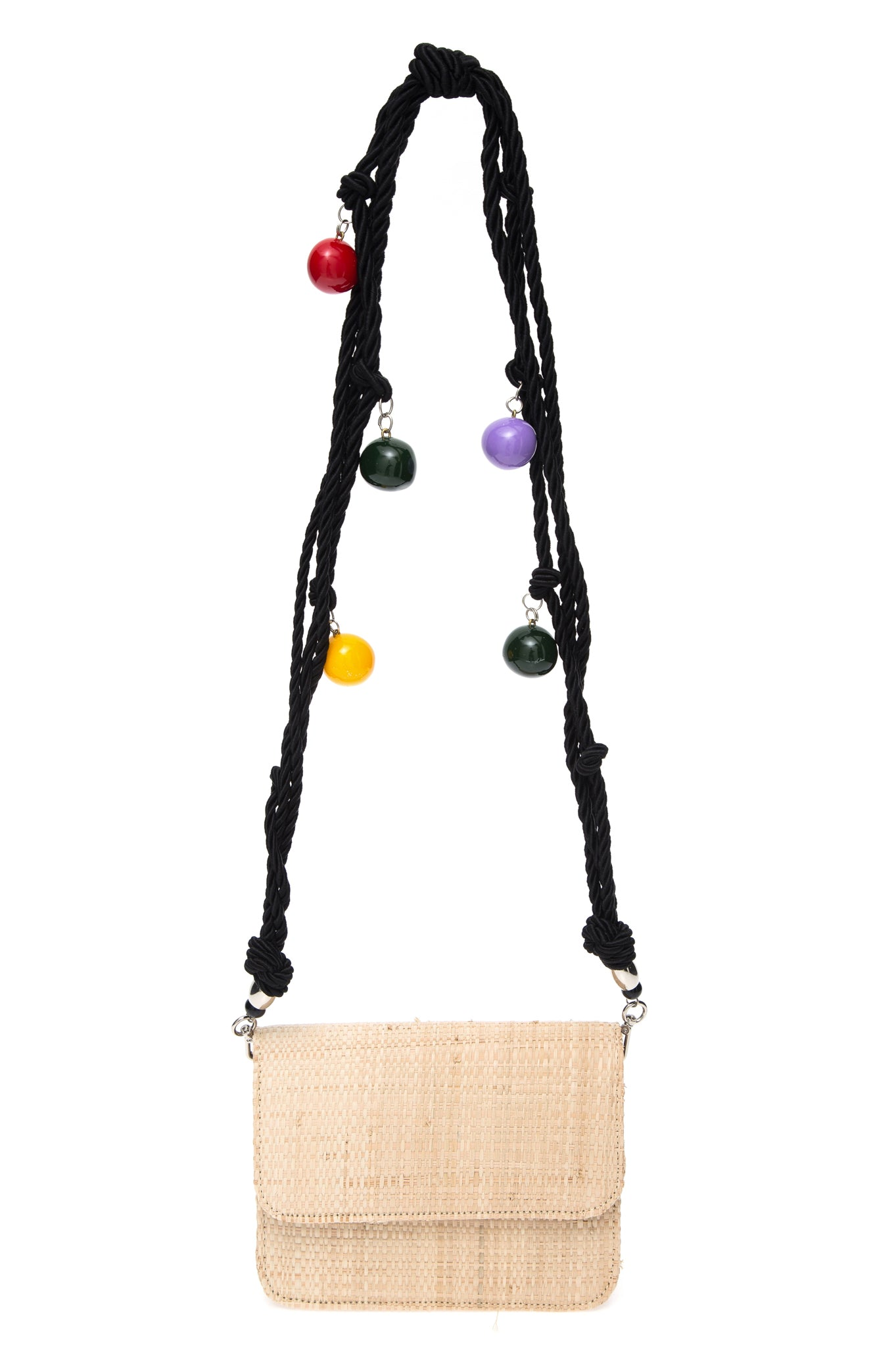 STRAW CLARISSA BAG