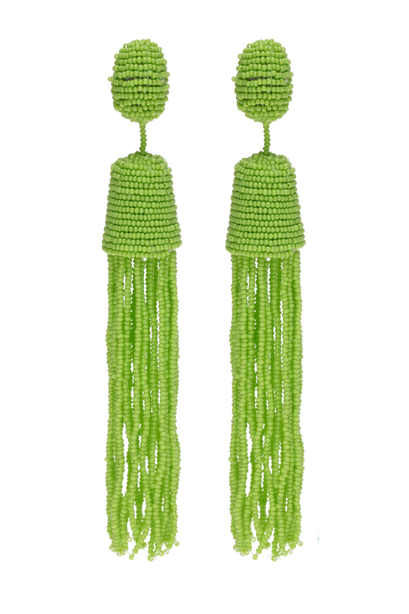 Avocado Beads Earrings