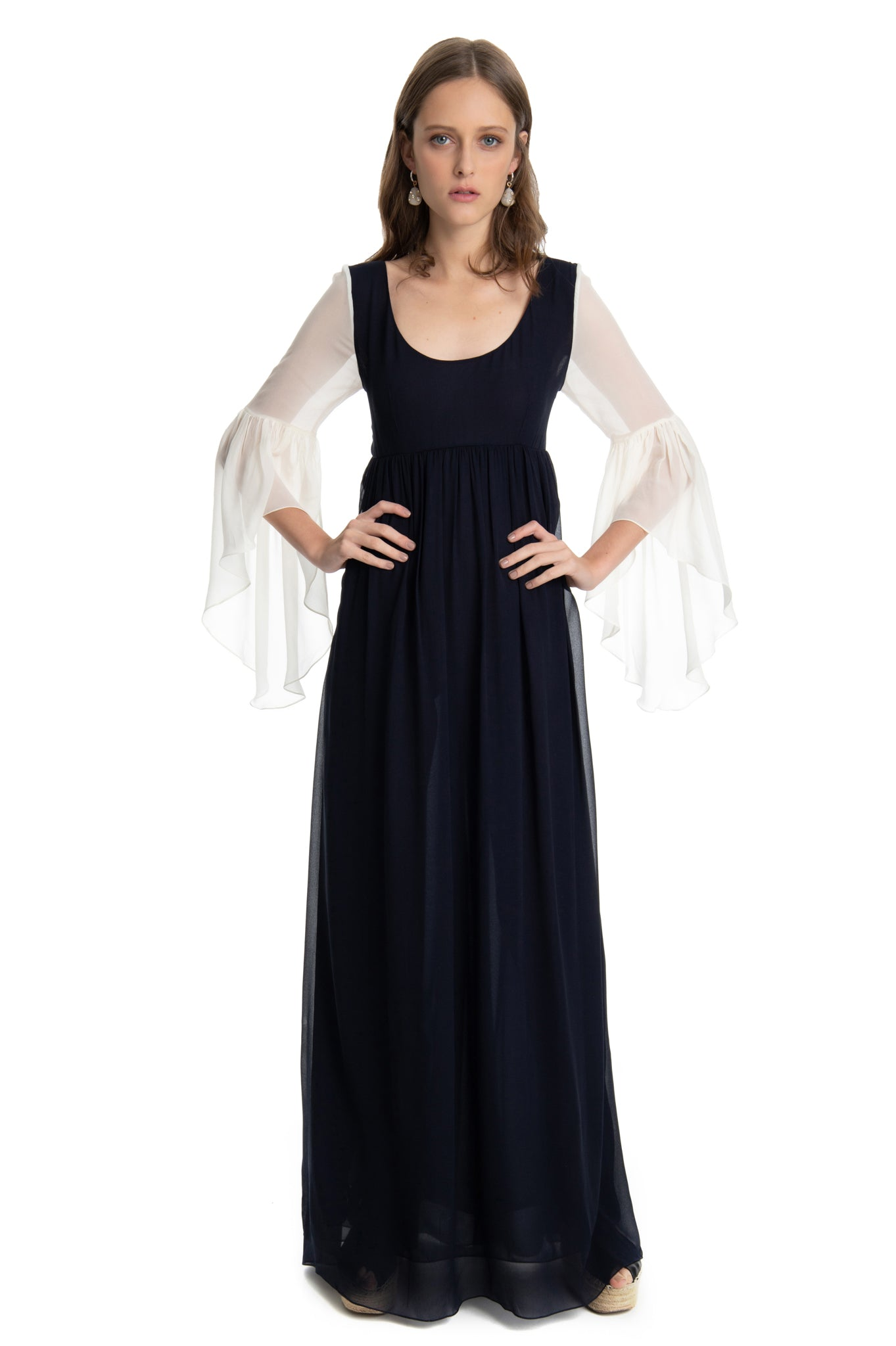 ISABEL DRESS NAVY