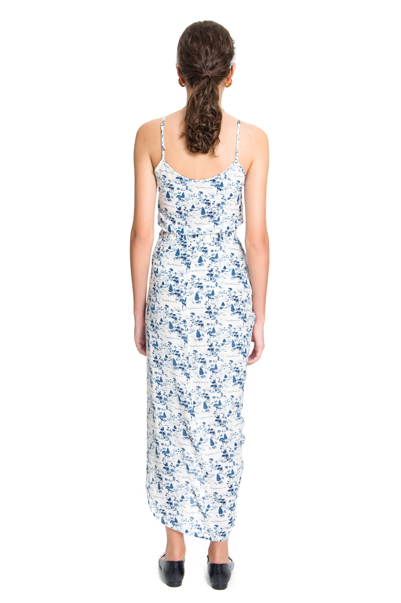 REGATA TOILE BLUE