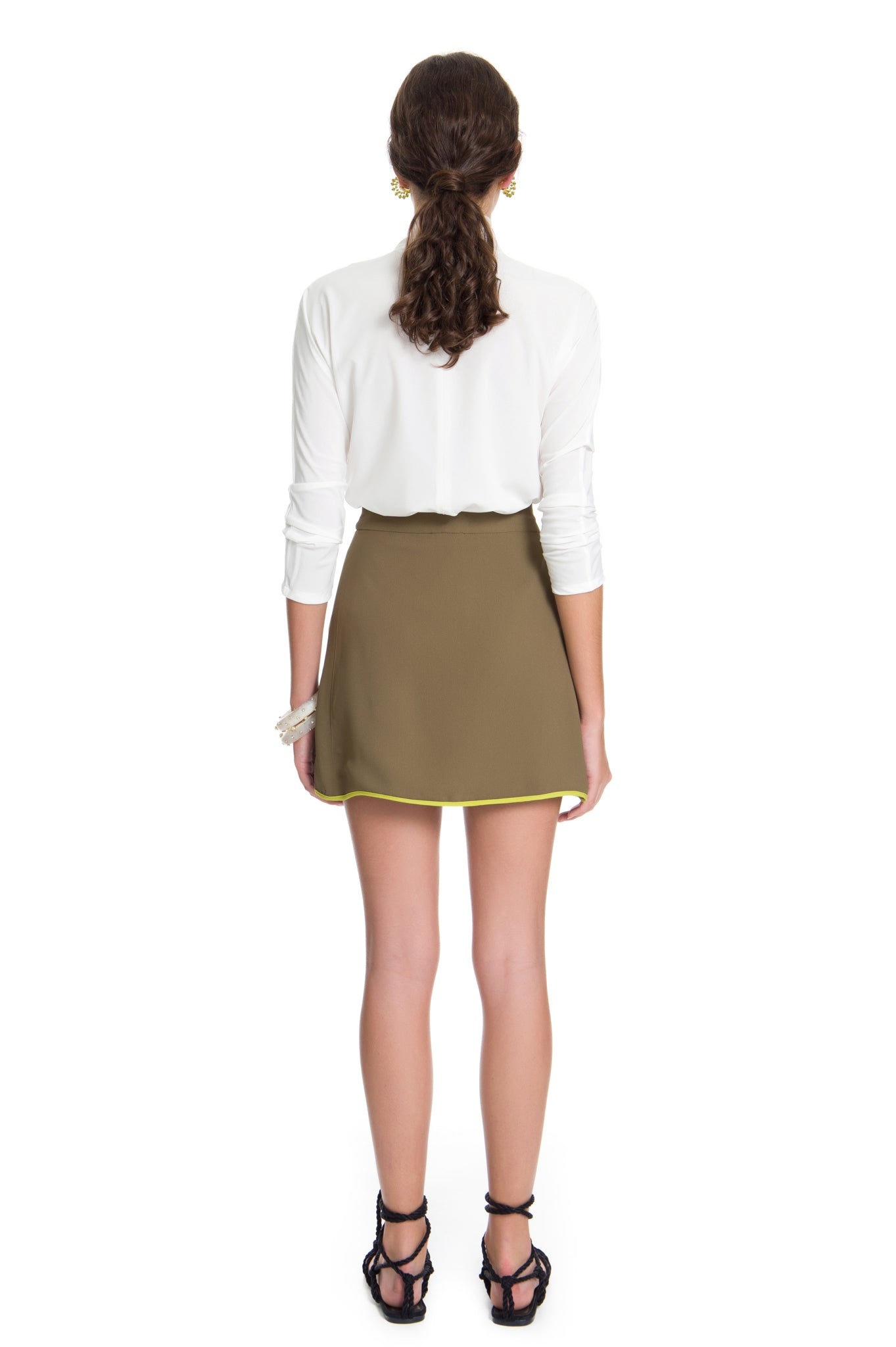 TWIGGY MINI SKIRT