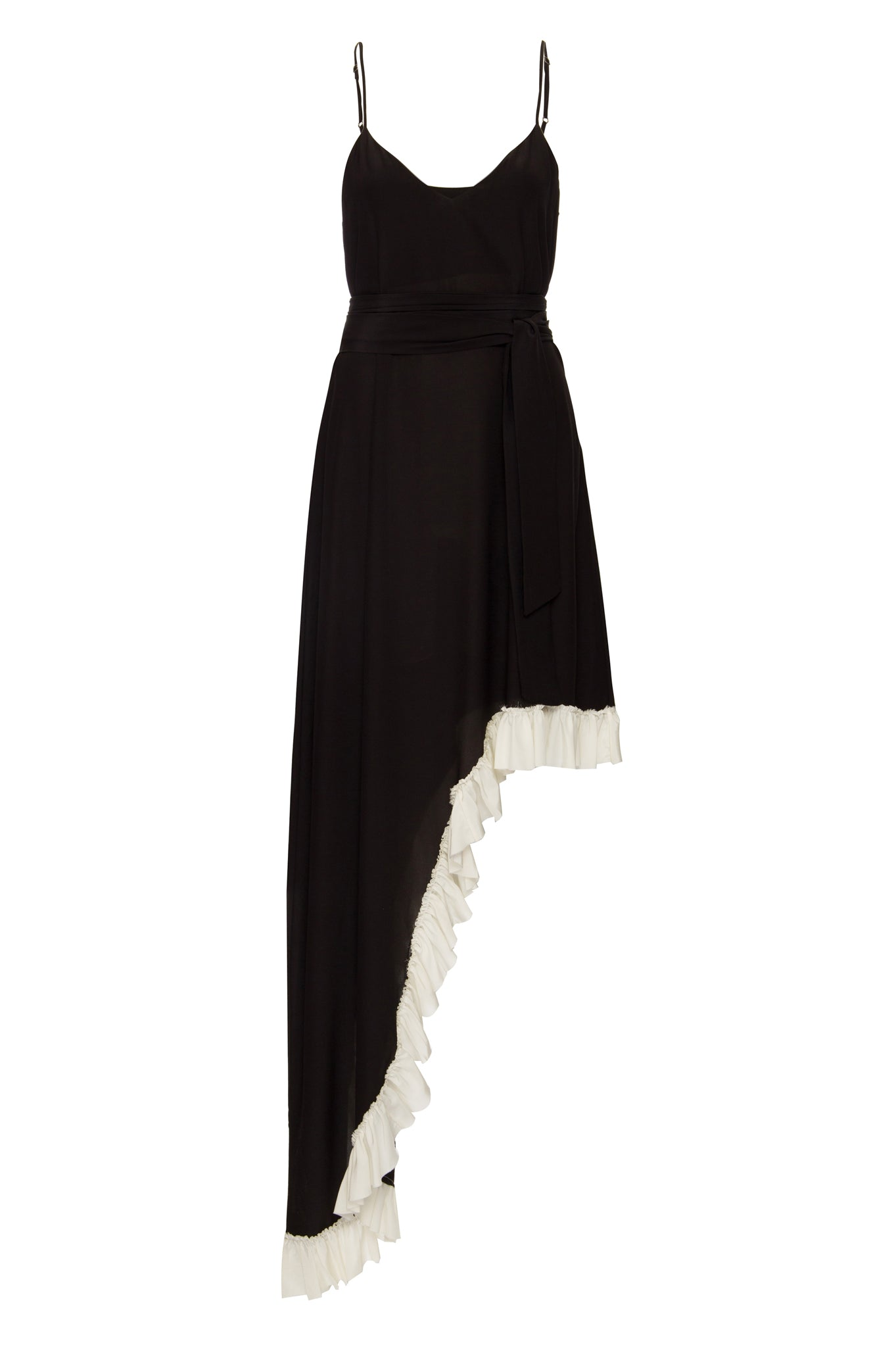 Black and White Gale Dress