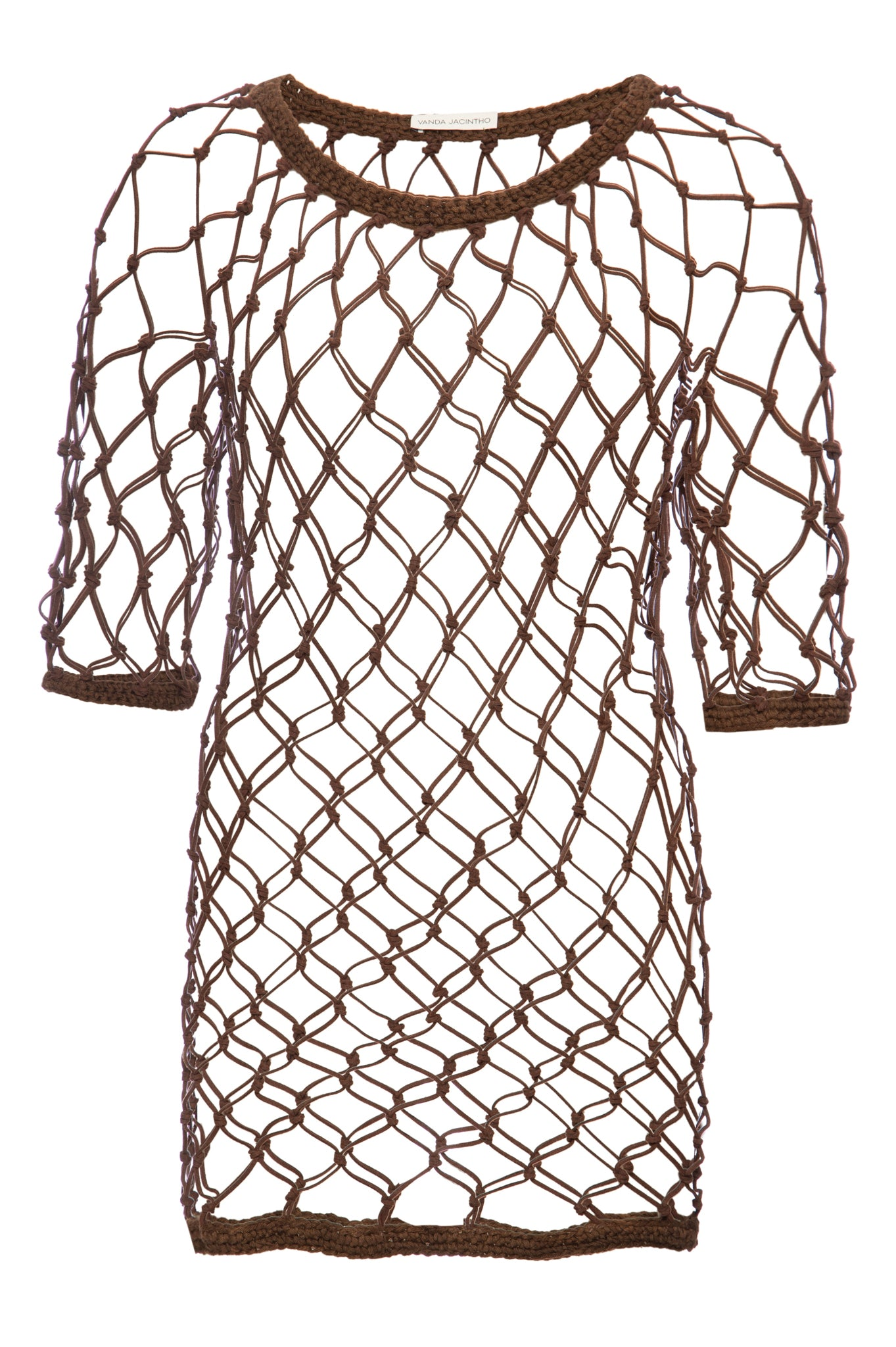 MACRAME EROS DRESS