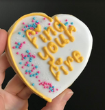 SHIP - Positive Vibes Cookies