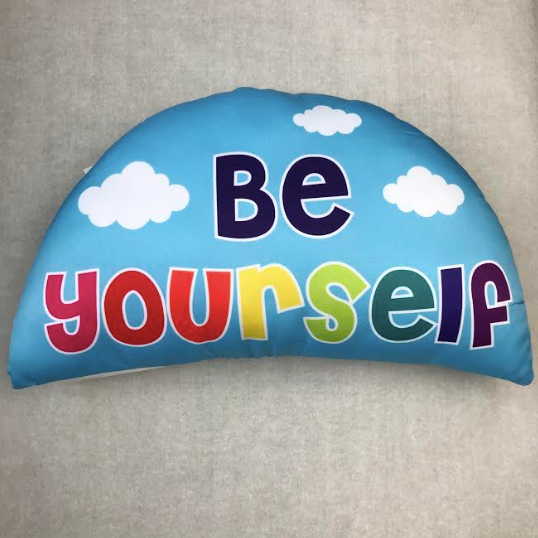 PICKUP - Be Yourself Pillow