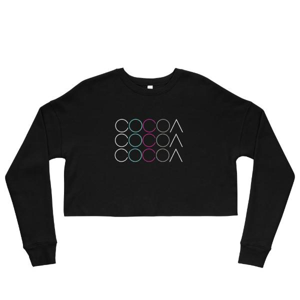 SHIP - Cropped Sweatshirt