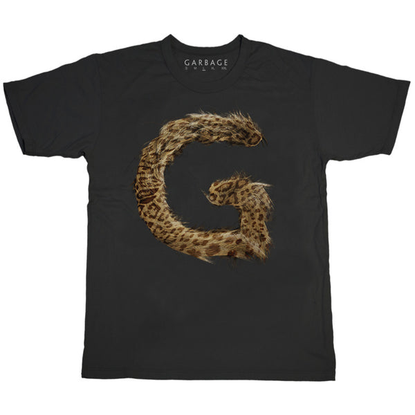 BLACK G LOGO TOUR T-SHIRT 2016