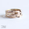 Stacking Rings | Adjustable