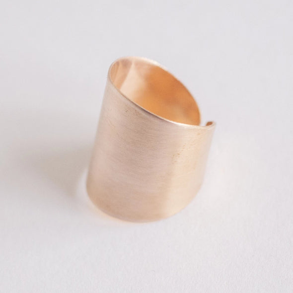 Bronze Cocktail Ring