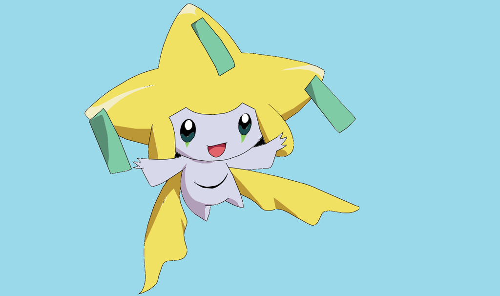 Mythical Pokemon 2016 - Who's Who: JIRACHI