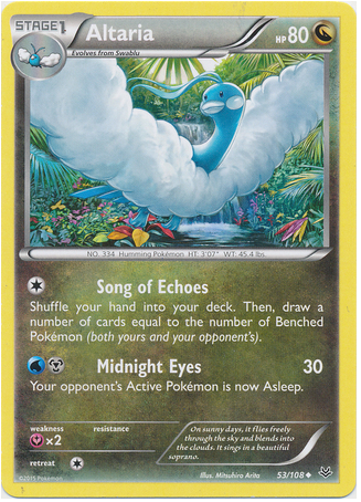 Altaria 53/108 XY Roaring Skies - The Pokemart - 1