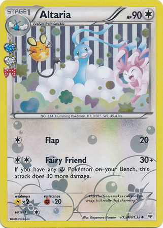 Altaria RC24/RC32 Generations Radiant Collection, Holo - The Pokemart - 1
