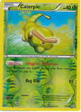 Caterpie 3/83 Generations, Reverse Holo - The Pokemart - 1