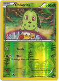 Chikorita 1/122 XY BREAKpoint, Reverse Holo - The Pokemart - 1