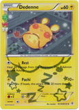 Dedenne RC10/RC32 Generations Radiant Collection, Holo