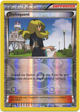 Delinquent 98/122 XY BREAKpoint, Reverese Holo - The Pokemart - 1