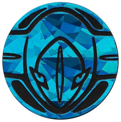Deoxys Pokemon Coin, Blue Shattered Ice Pokemon Card - The Pokemart