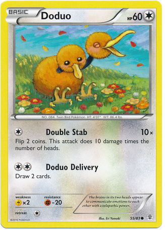 Doduo 55/83 Generations - The Pokemart - 1