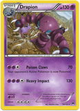 Drapion 54/122 XY BREAKpoint - The Pokemart - 1