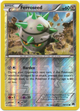 Ferroseed 79/122 XY BREAKpoint, Reverse Holo - The Pokemart - 1