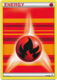 Fire Energy 76/83 Generations - The Pokemart - 1