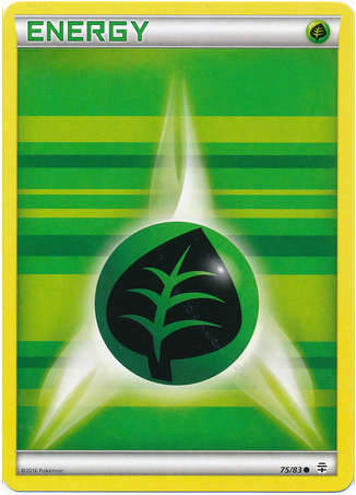 Grass Energy 75/83 Generations - The Pokemart - 1
