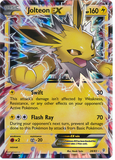 Jolteon EX 28/83 Generations, Holo - The Pokemart - 1