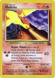 Moltres 21 Wizards Black Star Promo Card, Factory Sealed - The Pokemart - 1