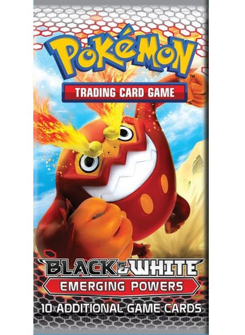 Black & White — Emerging Powers Booster Pack - The Pokemart