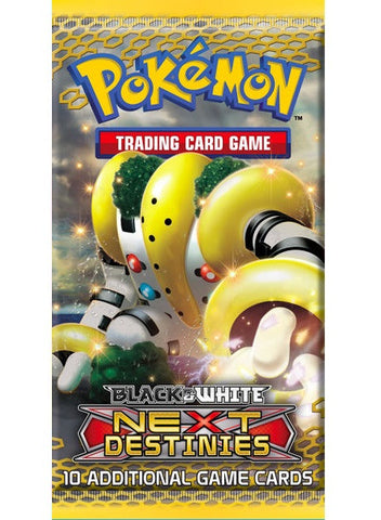 Black & White — Next Destinies Booster Pack - The Pokemart