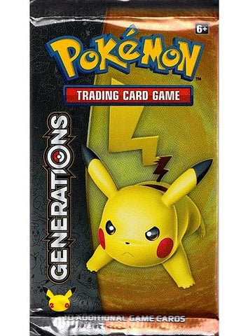 Pokemon Generations Booster Pack - The Pokemart