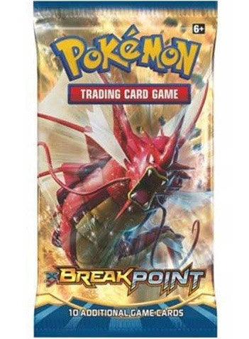 Pokemon XY BREAKpoint Booster Pack - The Pokemart