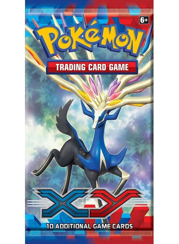 Pokemon XY Booster Pack 2014 - The Pokemart