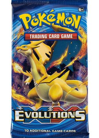 XY Evolutions Booster Pack - The Pokemart