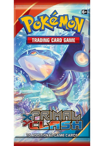 Pokemon XY Primal Clash Booster Pack - The Pokemart
