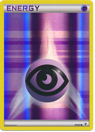 Psychic Energy 79/83 Generations, Reverse Holo - The Pokemart - 1