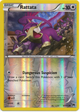 Rattata 87/122 XY BREAKpoint, Reverse Holo - The Pokemart - 1