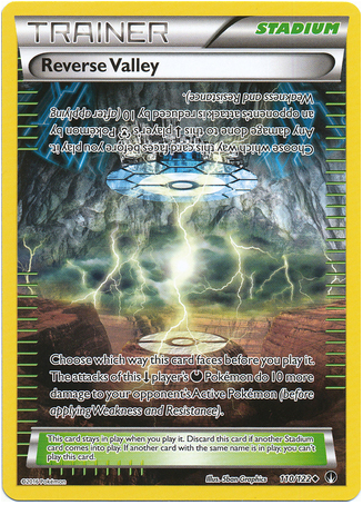 Reverse Valley 110/122 XY BREAKpoint - The Pokemart - 1