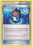 Robo Substitute 102/119 XY Phantom Forces - The Pokemart - 1