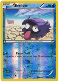 Shellder 22/122 XY BREAKpoint, Reverse Holo - The Pokemart - 1
